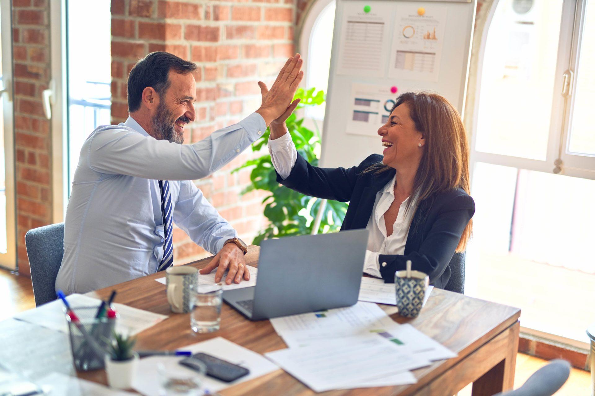 L' externalisation paie permet de gagner du temps et se concentrer sur son activité